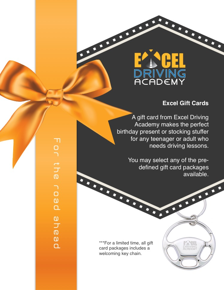 Excel Gift Card